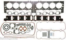 Chevy/GMC 8.1 8.1L 496 VORTEC Victor Reinz Full Gasket Set Head+Intake 2001-04