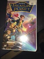 Disney-Treasure Planet (VHS, 2003) R4S1BB