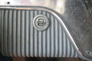 64 65 66 FORD THUNDERBIRD REAR BACK INTERIOR PANELS BLUE & CENTER SEAT FOLD DOWN