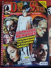 The Dark Side magazine #185 2017 Gothique Memories, Dario's Daughter, Godfrey Ho