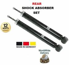FOR SEAT AROSA 6H 1.0 1.4 1.7 TDi 16V 1997-2004 NEW 2x REAR SHOCK ABSORBER SET