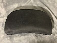 Replacement Headrest Pillow for Zero Gravity Chairs   BLACK   FAST SHIPPING! B