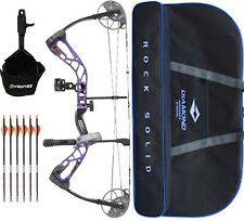 New 2018 Diamond Archery by Bowtech Infinite Edge SB-1 / SB1 Purple RH-PKG-7-70#