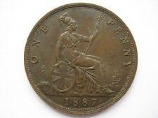 1887 Victoria Penny FMAM #1