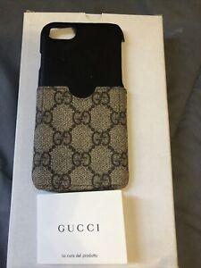 Authentic Gucci Iphone 7 Case