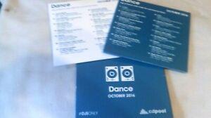 CD POOL - DANCE AUGUST 2017 - PROMO 2 CD - JONAS BLUE/STEPS/CHARLIE PUTH/TOBTOK