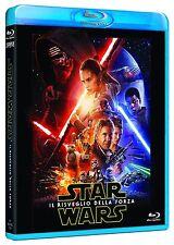 Star Wars Episodio VII - Il risveglio della Forza (Blu-Ray) -ITALIANO SIGILLATO