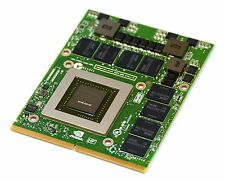 Dell Precision M6800 NVIDIA Quadro K4000M 4GB GDDR5 MXM Mobile Video Card GPU
