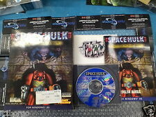 Space Hulk Vengeance of the Blood Angels  PC BIG BOX SCATOLA CARTONATA
