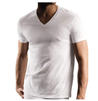 DKNY Men's 3 Pack V Neck T Shirt