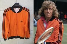 Veste ADIDAS BJORN BORG Wimbledon 1974 Ventex tracktop jacket sportjacka vintage