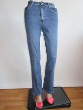 Womens MOTOR Designer Classic Vtg Retro 90s Blue Jeans sz W27 AU40
