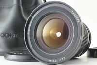 [Unused / Case] Contax Carl Zeiss Distagon 21mm f/2.8 T* MMJ CY Mount From JAPAN