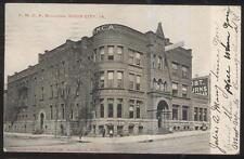 Postcard SIOUX CITY Iowa/IA  Local Area Y.M.C.A. Building 1906