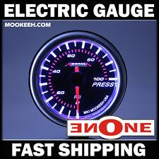 52mm Mookeeh MK1 Electric Fuel Pressure Press 100 psi Gauge