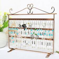 Jewelry Organizer Hanging Holder Display Stand Rack Wall Earring (Minor flaws)