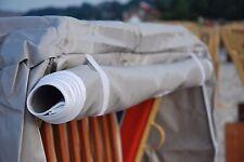 Strandkorb Abdeckung Schutzhülle Hülle Haube 145 x 169 x 100 cm LkW Plane 620g/m