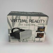 More details for virtual reality glasses 3d vr headset box helmet for smartphone samsung iphone