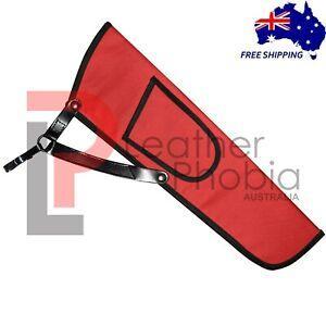 Arrow Hip Quiver Bag Genuine Cardura Arrow Holder Traditional Quiver for Hunting