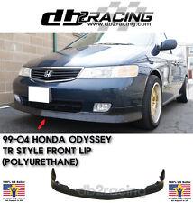 TR-Style Front Lip (Urethane) Fits 99-04 Honda Odyssey Front Lip Type R JDM VIP