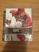 EA SPORTS NHL 08 - PS3 - COMPLETE W/MANUAL - FREE S/H (S)
