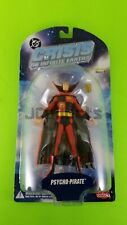 DC Direct Psycho-Pirate Action Figure, Crisis on Infinite Earths, Sealed on Card