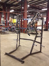 Hammer Strength Plate Loaded Ground Base Jammer - Great Condition - 2 available!