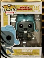 Funko Pop Animation Rocky & Bullwinkle FLYING ROCKY Vinyl Collectible Figure 448