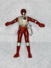 Rare 1992 Die Cast Japan Bandai Ryu Ranger Red Super Sentai Action Figure Weapon