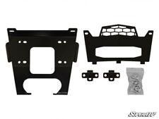 SUPERATV Polaris RZR 900 / RZR S 900 Winch Mounting Plate (Prior to 08/31/2014)