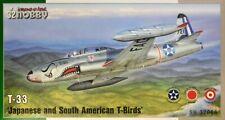 Special Hobby 1/32 Model Kit 32066 Lockheed T-33 T-Bird South American/Japan