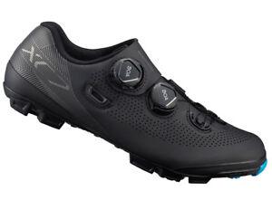 Shimano XC7 Carbon MTB Boa Mountain Bike Shoes Black SH-XC701 46 (US 11.2)