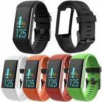 Für Polar A360 A370 GPS Uhr Ersatzband Armband Uhrenarmband TPE Silikon Strap