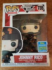 Funko POP! Movies: Starship Troopers #735 - Johnny Rico EXCLUSIVE 2019 SUMMER