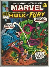 Mighty World of Marvel / Incredible Hulk : comic book #268 from November 1977