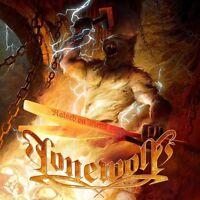 LONEWOLF - RAISED ON METAL   CD NEU