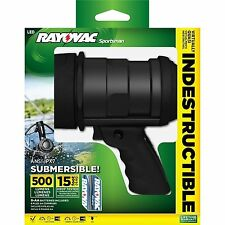 RAYOVAC Sportsman Virtually Indestructible LED Spotlight W/Battery