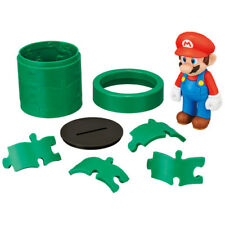Super Mario Brothers New Clay Pipe KumKum 3D Jigsaw Puzzle
