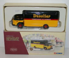 CORGI 1/50 SCALE COLLECTION HERITAGE 71504 RENAULT JL20 FOURGON DUSOLIER CALBERS