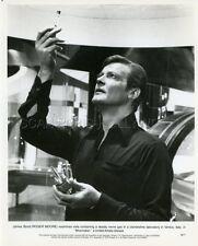 JAMES BOND 007 ROGER MOORE MOONRAKER 1979 VINTAGE PHOTO ORIGINAL #41