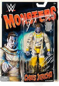 WWE Chris Jericho Wrestling Figure Monsters FMH33