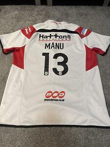 st helens rugby league shirt ' MANU 13 ' Size XL