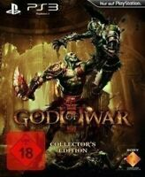 PS3 / Sony Playstation 3 - God of War III #Collector's Edition DEUTSCH mit OVP