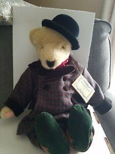 Cornelius Vanderbear A Christmas Carol  22 Inch North American Bear