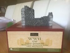 Britains W.W. 2 .Breakout Normandy Norman House Ruined Corner Section No. 17767