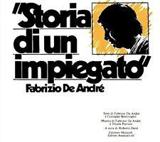 Fabrizio De Andre' – Storia Di Un Impiegato ( CD - Album )