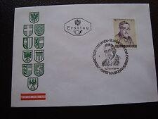 AUTRICHE - enveloppe 1er jour 15/11/1971 (B3) austria