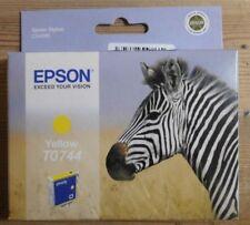 Original Epson T0744 Tinte yellow  für Stylus CX4080 C13T074440   OVP