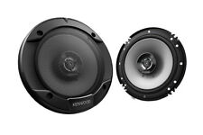 Kenwood KFC-1666S 6.5-Inch 2-WAY Coaxial Car audio Speakers (PAIR) 600W Power