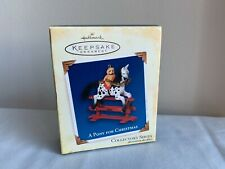 Hallmark Keepsake Ornament 2005 A Pony for Christmas Collector - Series 8 Eighth